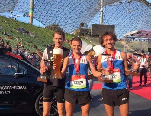 Mezza Maratona di Monaco di Baviera