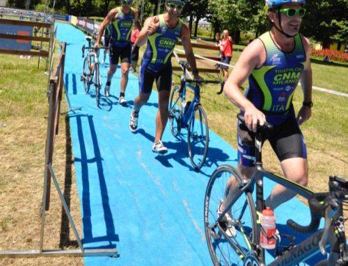 Nuovo corso di combinato & transizioni del CNM Triathlon